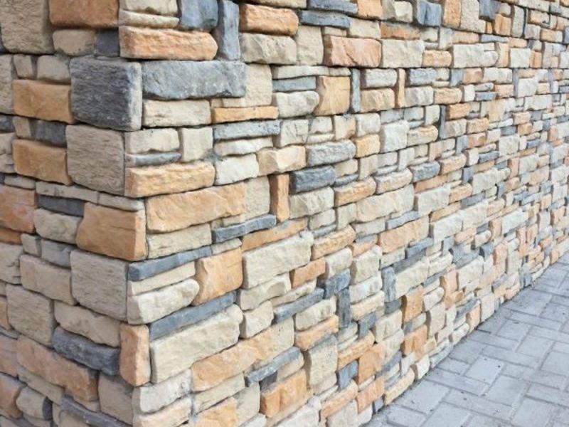 Piedra aconcagua arena - Deconrock Revestimiento | CONSTRUEX