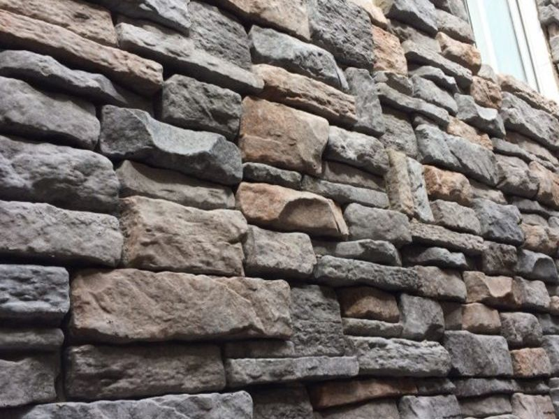 Piedra aconcagua Ebano