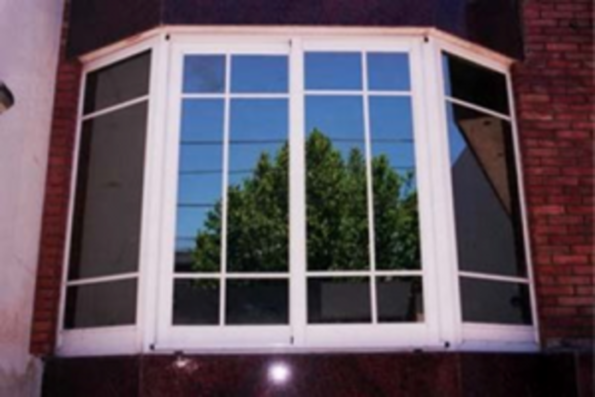 Bowindow | Innovawindows Ventanas de pvc