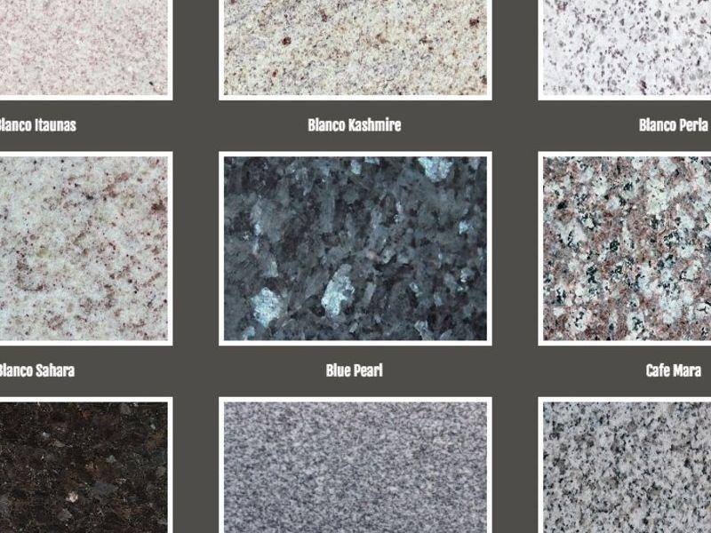Cubierta Meson Granito - Mármol Stone | CONSTRUEX