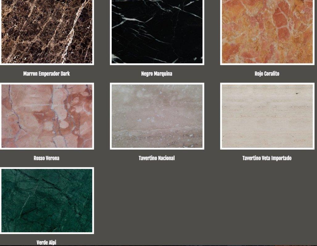 Cubierta Meson Marmol | Mármol Stone