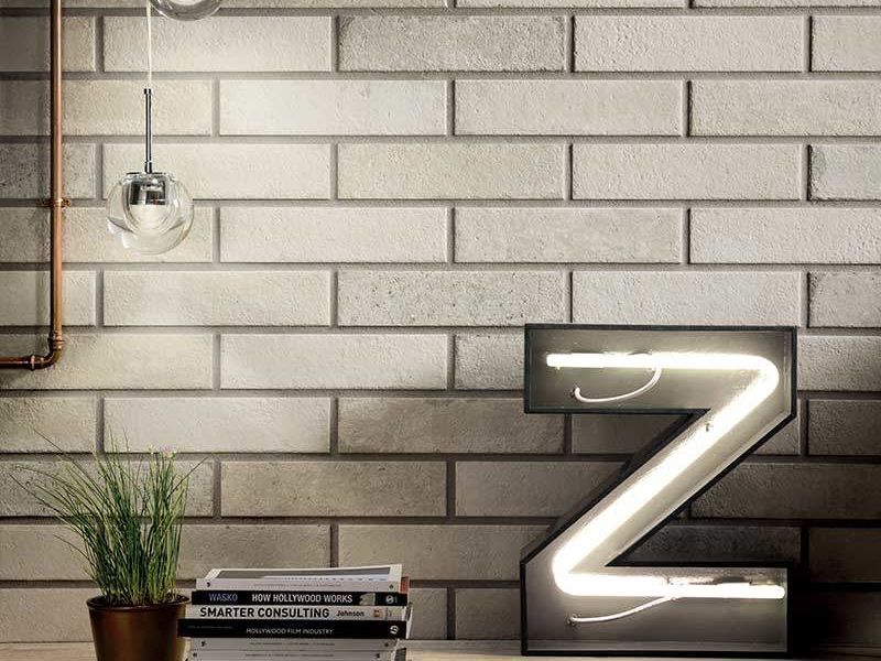Porcelanato BRICKLANE COLOR WHITE