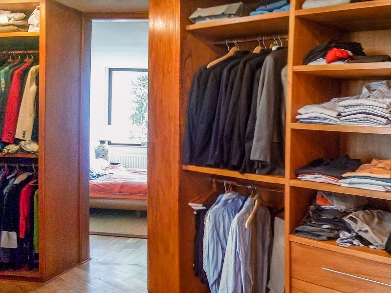 Walk in Closet - MAVER muebles | CONSTRUEX