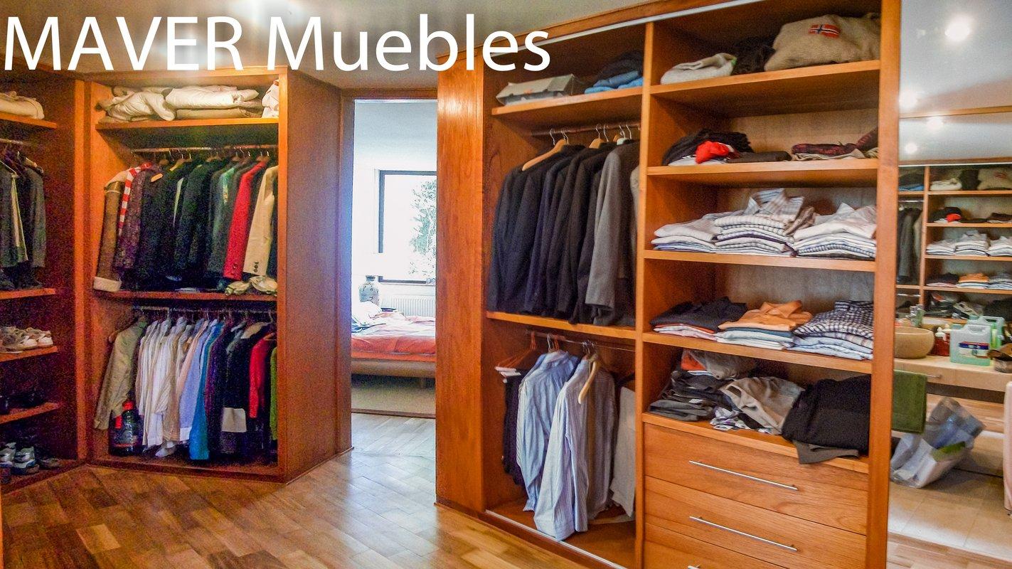 Walk in Closet | MAVER muebles
