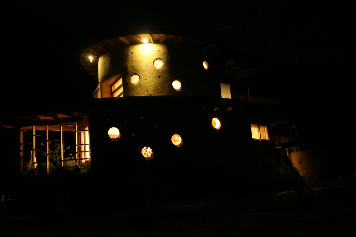 CASA CARACOL | ALIWEN arquitectura & construcción sustentable