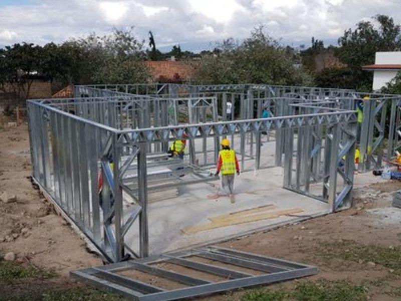 Estructuras Light Steel Framing - TERMOSTEEL | CONSTRUEX
