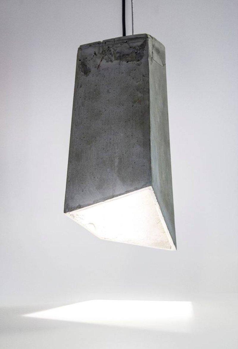 Lámparas de hormigon | Concretas Diseño