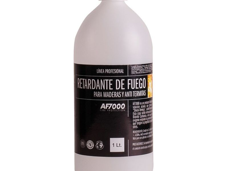 Retardante al fuego - AF7000 - Decosuelos | CONSTRUEX
