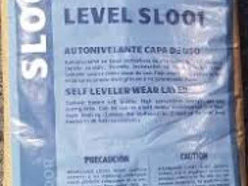 WEARLAYER LEVEL SL001 mortero autonivelante
