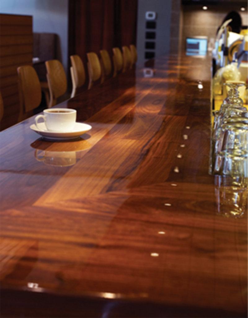 Glaze Coat - Resina Muebles Madera | Decosuelos