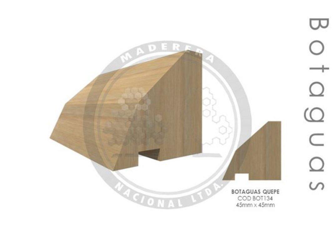 Botaguas Quepe | Maderera Nacional Limitada