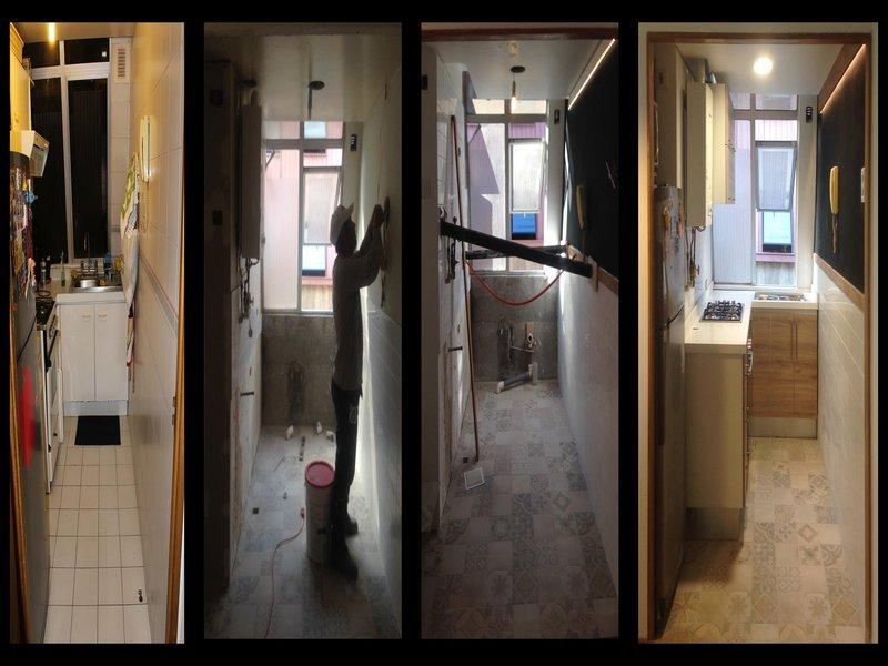 Remodelación cocina Felix de Amesti | Norte Arquitectos