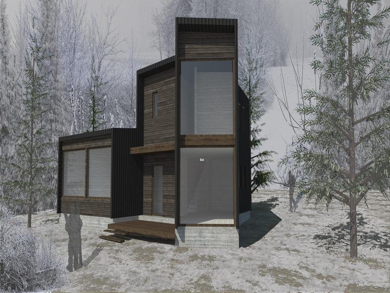Renderizado y visualización grafica - Norte Arquitectos | CONSTRUEX