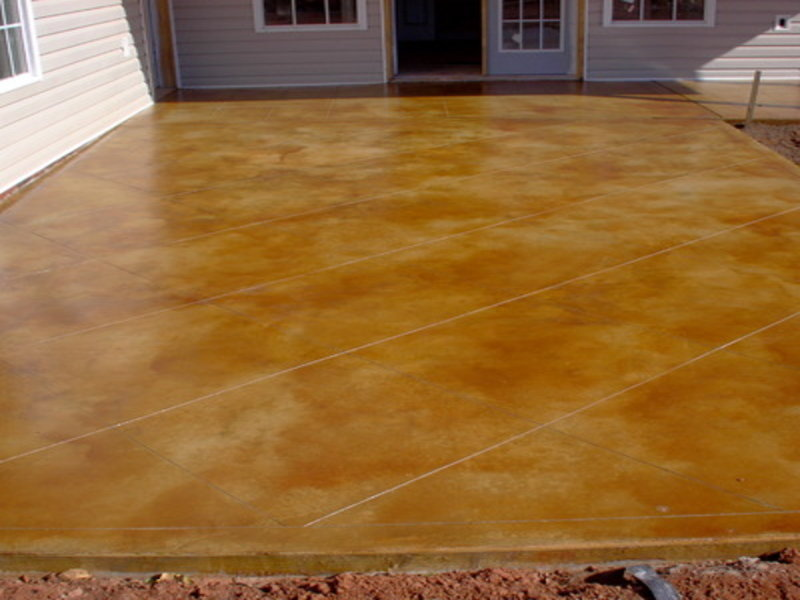 DYE - Oxido de concreto